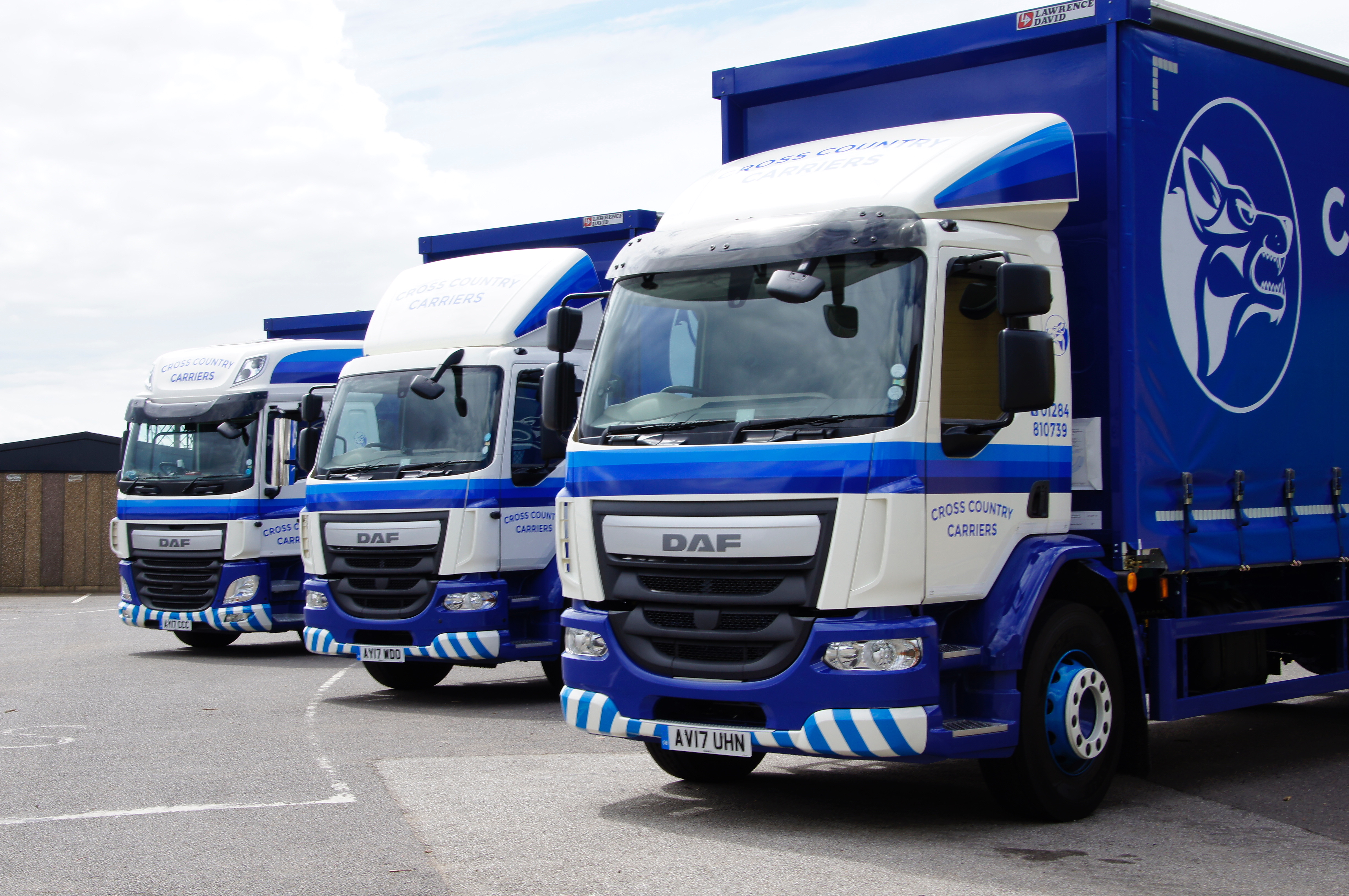 Pallet Delivery Vehicles