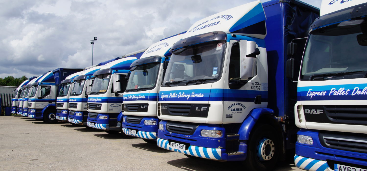 Pallet Distribution & Haulage Specialists