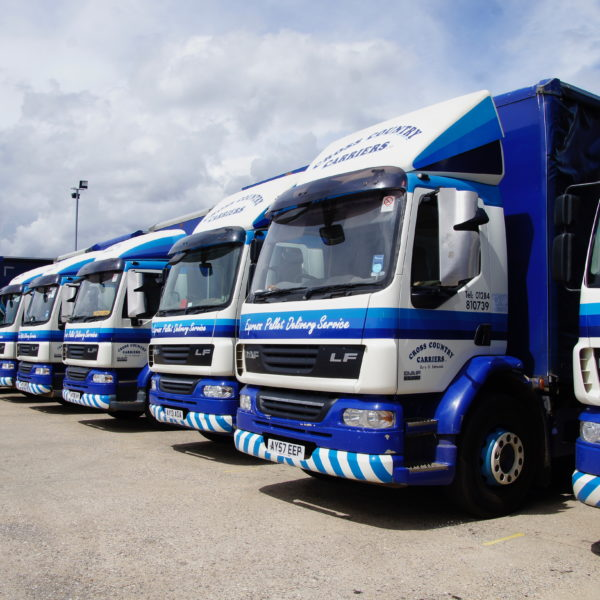 18 tonne Rigid Vehicles
