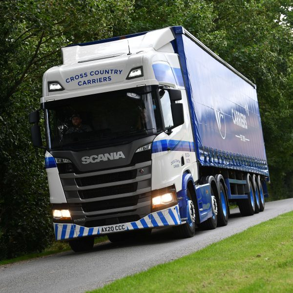 """Kerbside Deliveries from Cross Country Carriers"""